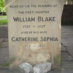 William Blake's Grave