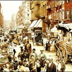 Suffolk Street, NYC in the late 19th Century