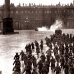 "The 1920 Re-Enactment of the ""Storming of the Winter Palace"""