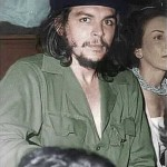 Che Guevara, 1959  in everything, a Man of the Future