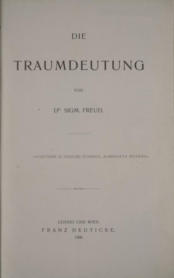 Freud Dream Interpretation
