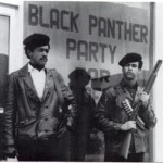 Bobby Seale &amp; Huey P. Newton