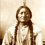 """I wish it to be remembered that I was the last man of my tribe to surrender my rifle."" - Sitting Bull"