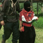 Comandante Ramona (with Subcomandante Marcos)
