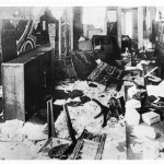 Industrial Workers of the World offices ransacked during the Palmer Raids