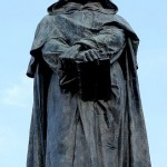 Memorial to Giordano Bruno in Rome