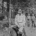 Nicholas II: The Emperor and Autocrat of All the Russias no more