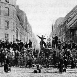 """Storming Heaven"" The barricades of Montmartre, 18 March 1871"