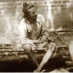 Bhagat Singh photographed in prison