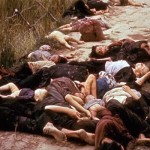 South Vietnamese victims of the My Lai Massacre