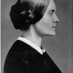 "Susan B. Anthony: ""Failure is impossible"""
