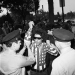 """""""You measure a democracy by the freedom it gives its dissidents, not the freedom it gives its assimilated conformists."""" - Abbie Hoffman"""