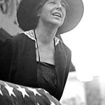 """We're half the people; we should be half the Congress."" - Jeannette Rankin"