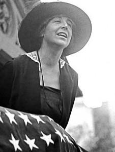 Jeanette Rankin First Female in Congress