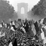 One million march against French authoritarianism: Paris, May 1968