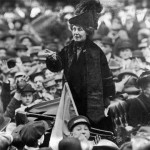 The inimitable Emmeline Pankhurst
