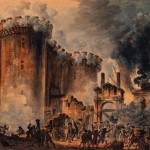 The Storming of the Bastille, by Jean-Pierre Houël