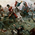 Battle of Waterloo by William Holmes Sullivan